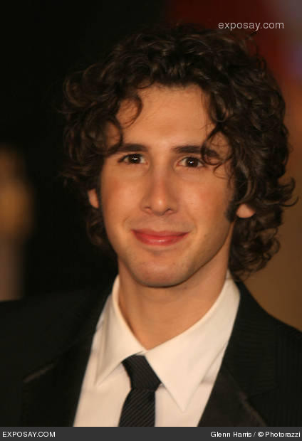 Speaking of crooners, what about Josh Groban?