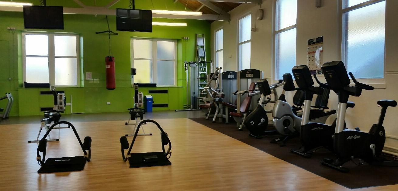 Lochee Swim Sport Centre Official Reopening Cllr Fraser Macpherson