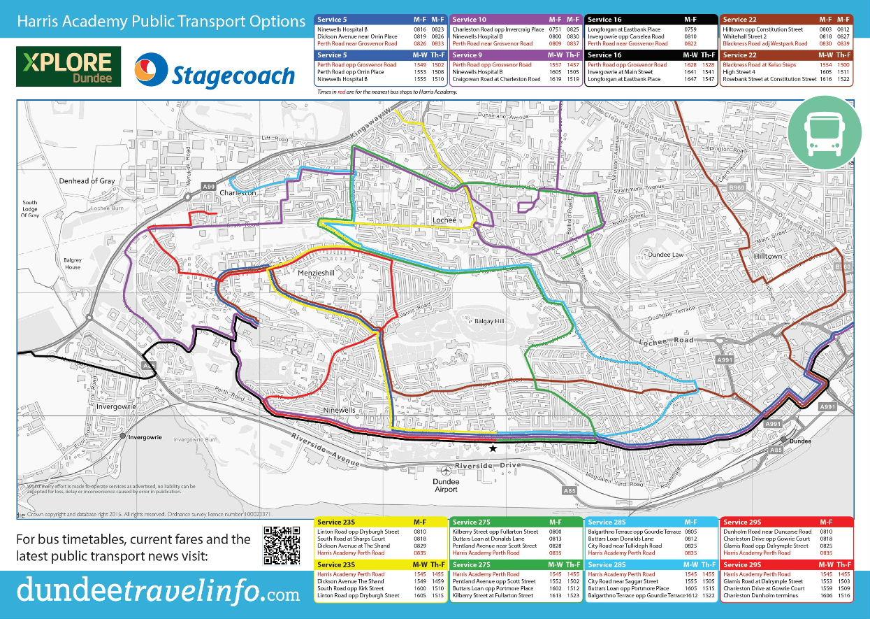 Bus Services Cllr Fraser Macpherson